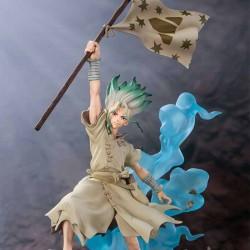 Dr Stone - Figurine Senku Ishigami - Figuarts Zero  - AUTRES FIGURINES