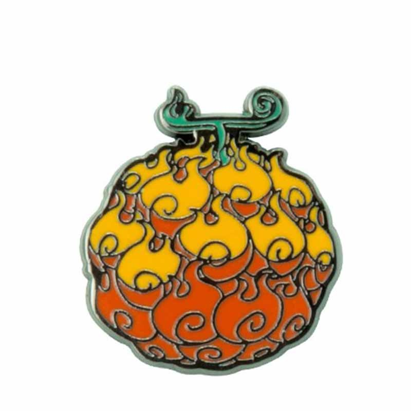 One Piece - Pin's Pyrofruit  -  ONE PIECE