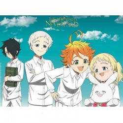 The Promised Neverland - Poster Orphelins  - POSTERS & AFFICHES