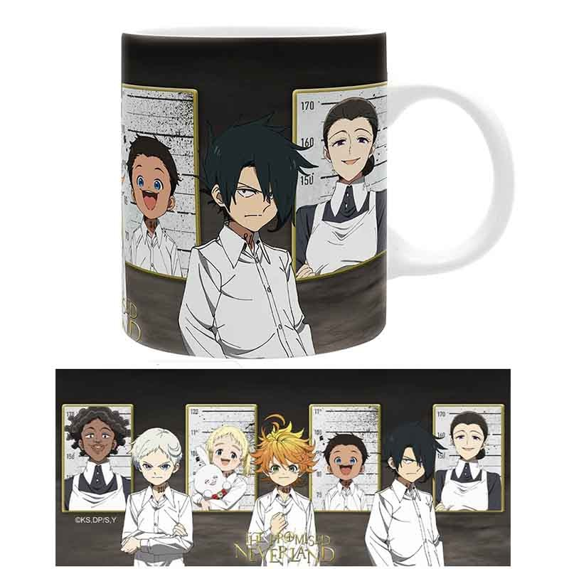 The Promised Neverland - Mug Grace Field House  - AUTRES GOODIES