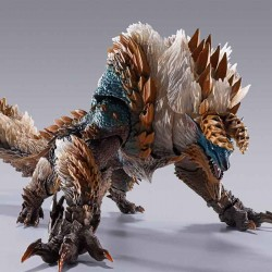 Monster Hunter - Figurine Zinogre SHMA  - JEUX VIDEO