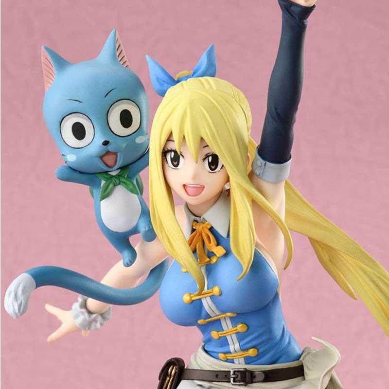 Fairy Tail - Figurine Lucy - Final Season ver  -  FAIRY TAIL