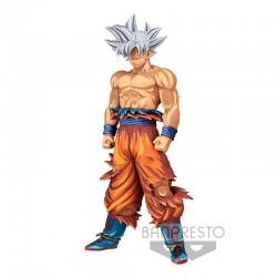 Figurine Goku Ultra Instinct - Grandista Manga Dimension  -  DRAGON BALL Z