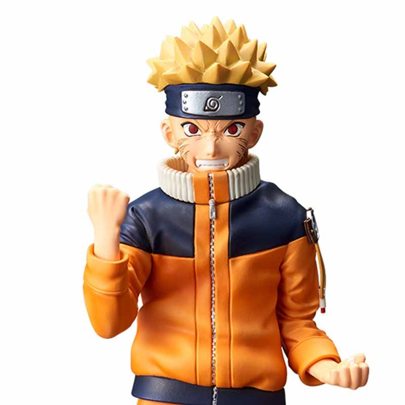 Naruto - Figurine Naruto - Grandista Nero  -  NARUTO