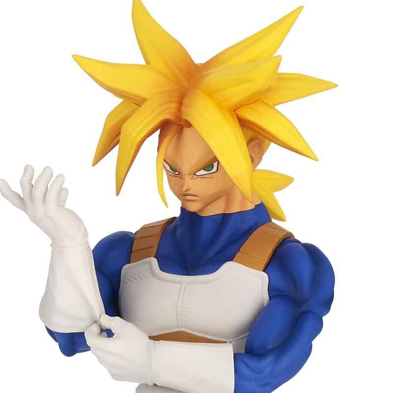 Dragon Ball Z - Figurine Trunks SSJ - Solid Edge Works  -  DRAGON BALL Z