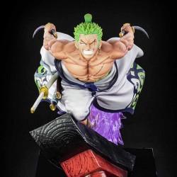 One Piece - Figurine Zoro Wano - Ikigai Tsume  -  ONE PIECE