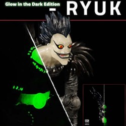 Death Note - Figurine Ryuk - Glow in The Dark ver  - AUTRES FIGURINES