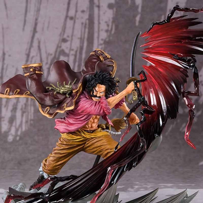 One Piece - Figurine Gold D. Roger - Figuarts Zero  -  ONE PIECE