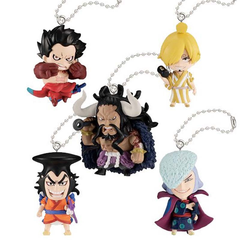 One Piece - Collection 5 Strap Wano  -  ONE PIECE