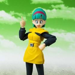Dragon Ball Z - Figurine Bulma Namek - S.H Figuarts  -  DRAGON BALL Z