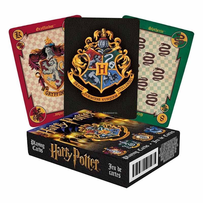 Harry Potter - Jeux de cartes à jouer Crests  - CINÉMA & SÉRIES TV