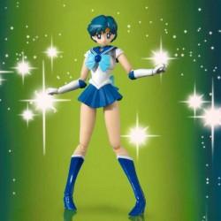 Sailor Moon - Figurine de Sailor Mercure - S.H Figuarts  - SAILOR MOON