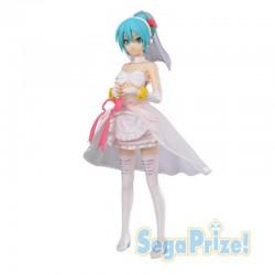 Figurine Miku Hatsune - White Dress SPM  - FIGURINES FILLES SEXY