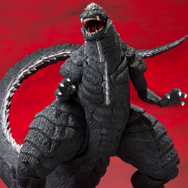 Godzilla Singular Point - Godzilla Ultima - S.H Monster Arts  - AUTRES FIGURINES