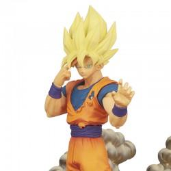 Dragon Ball Z - Figurine Son Goku SSJ - History Box  -  DRAGON BALL Z