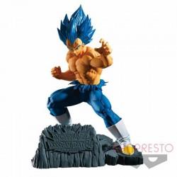 Dragon Ball - Figurine Vegeta Blue - Dokkan Battle  -  DRAGON BALL Z