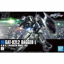 Gundam Dagger L - HG  -  GUNDAM
