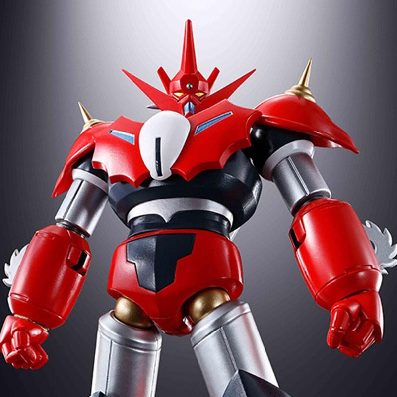 Getter Robot Arc - GX-98 Getter D2 - Soul of Chogokin  - GOLDORAK