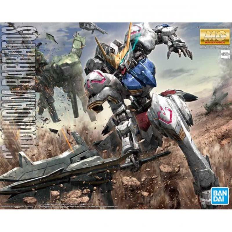 Gundam Barbatos MG 1/100  -  GUNDAM