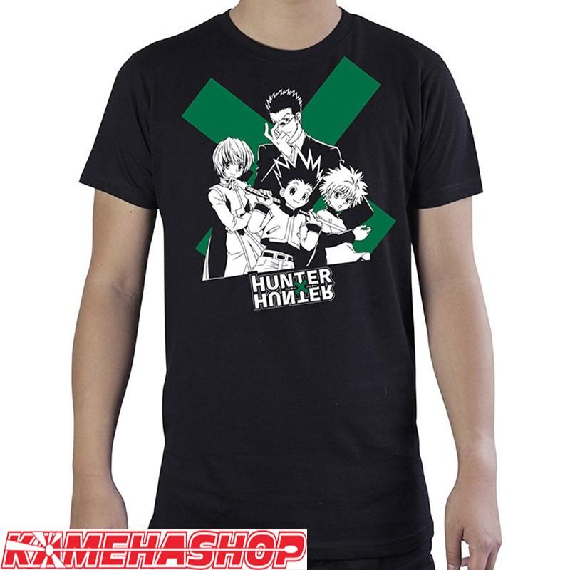 Hunter X Hunter - T-shirt Hunter  -  T-SHIRTS & VETEMENTS