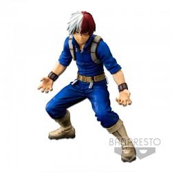 My Hero Academia - Figurine Shoto - SMSP The Brush  - My Hero Academia