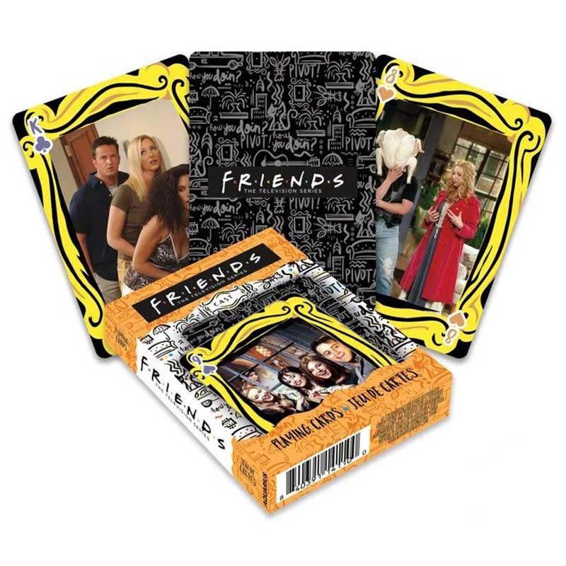 Friends - Jeux de cartes à jouer  - CINÉMA & SÉRIES TV