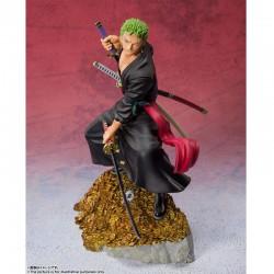 One Piece - Figurine Zoro - Figuarts Zero WT100 Eiichiro Oda  -  ONE PIECE