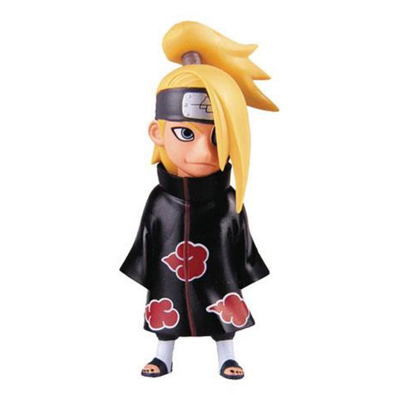 Naruto - Figurine Deidara - Mininja  -  NARUTO