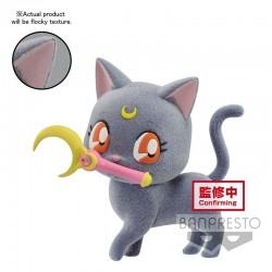 Sailor Moon - Figurine Luna - Fluffy Puffy ver A  - SAILOR MOON