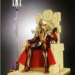 Myth Cloth - Poséidon Version Collector Royal Ornament Edition  -  SAINT SEIYA
