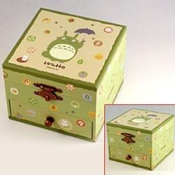 Totoro - Boite à musique de Totoro qui danse  -  TOTORO - GHIBLI
