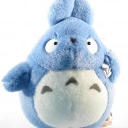 Totoro - Peluche de Totoro bleu - Taille S  - ARTICLES TOTORO STOCK EPUISE
