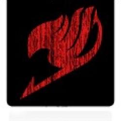 Fairy Tail - T-Shirt Logo Fairy Tail  -  FAIRY TAIL