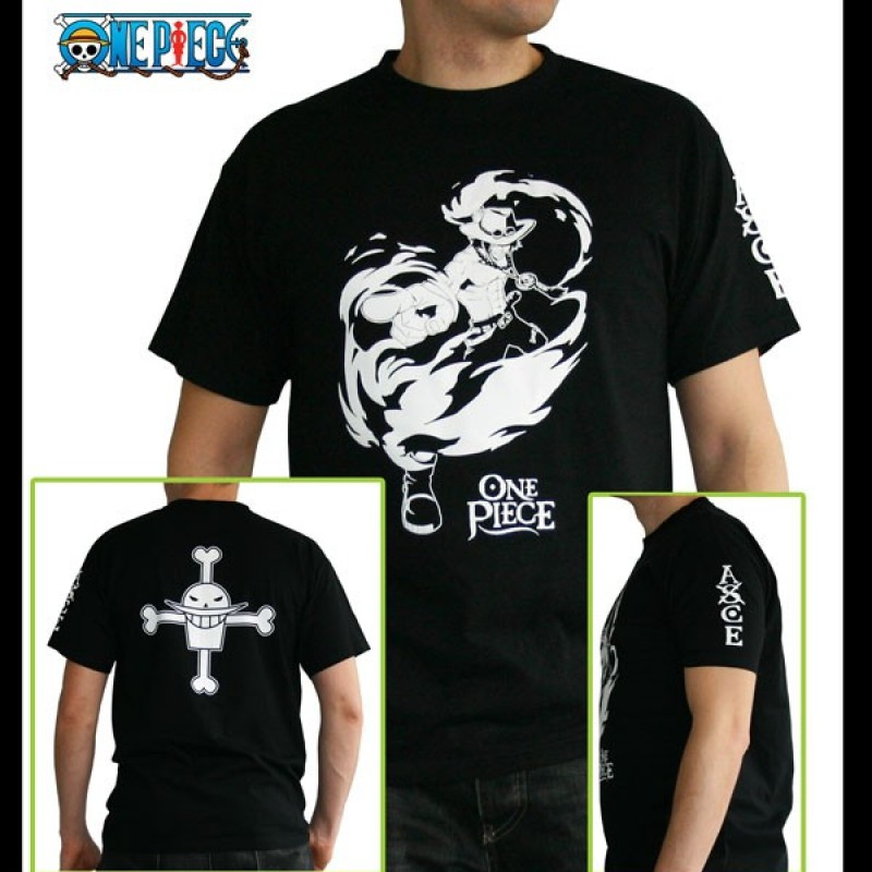 One Piece - T-Shirt Ace