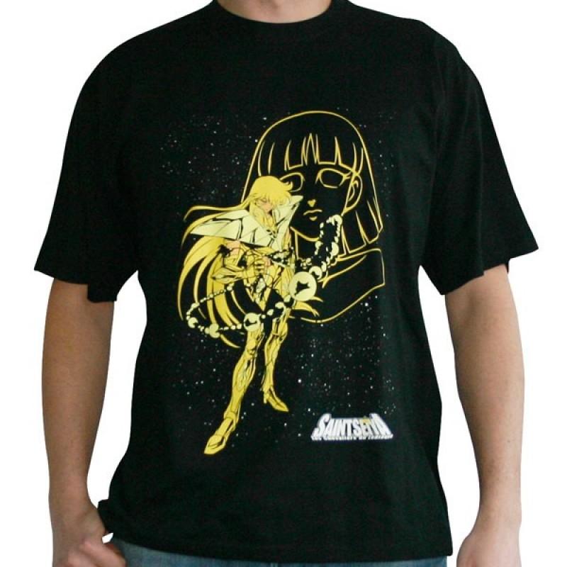 Saint Seiya - T shirt Shaka de la Vierge  -  SAINT SEIYA