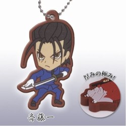 Kenshin le vagabond - Collection de Strap Kenshin  - AUTRES GOODIES