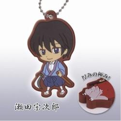 Kenshin le vagabond - Collection de Strap Kenshin  - AUTRES GOODIES