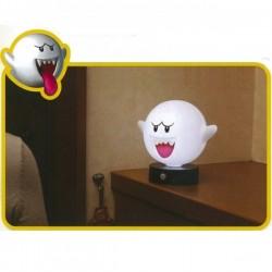 Super Mario Bros - Veilleuse sensitive de Boo  - Mario Hors Stock